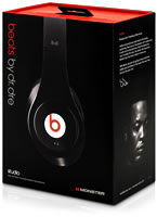 beats by Dr.Dre Studioのパッケージ